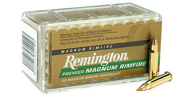 remington rimfire ammo gold box 22 magnum wmr accutip v 33 grain 50 rounds pr22m1