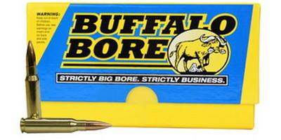 Buffalo Bore Ammo 308 Win (7 62 NATO) BTHP 175 Grain 20 Rounds [S308175]