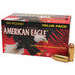 Federal American Eagle Ammo 45 ACP FMJ 230 Grain 100 Rounds [AE45A100]