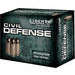 Liberty Ammo Civil Defense 45 Colt (LC) 78 Grain LF Fragmenting HP 20 Rounds [LA-CD-45-031]