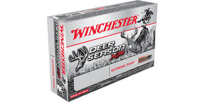 Winchester Ammo XP 223 Rem (5.56 NATO) 64 Grain Extreme Point 20 Rounds [X223DS]